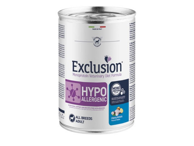 Exclusion Diet Hypo Dog umido